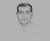 Jayantha Karunaratne, Chairman, Tea Exporters Association
