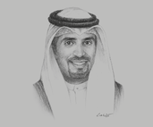 Sheikh Meshaal Jaber Al Ahmad Al Sabah, Director-General, Kuwait Direct Investment Promotion Authority (KDIPA)