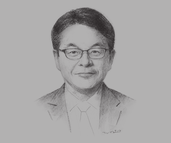 Hiroshige Seko, Minister of Economy, Trade and Industry of Japan