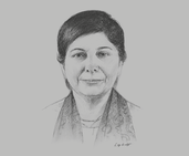 Shamshad Akhtar, Executive Secretary, UN Economic and Social Commission for Asia and the Pacific (ESCAP)