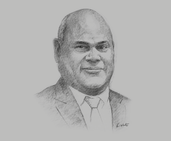 Clarence Hoot, Acting Managing Director, Investment Promotion Authority (IPA)