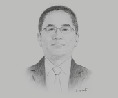 James Lau, Managing Director, Rimbunan Hijau (PNG) Group