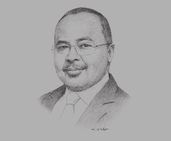 Mounir Gwarzo, Director-General, Securities and Exchange Commission (SEC)