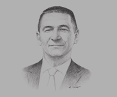 Guido d'Aloisio, Central Africa Regional Manager, Saipem