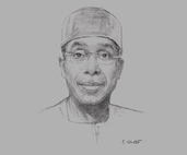 Audu Innocent Ogbeh, Minister of Agriculture
