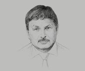 Mohammed Dib, General Manager, Groupe Général Maritime