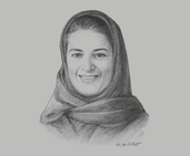 Sarah Al Suhaimi, Chair, Saudi Stock Exchange (Tadawul); and CEO, NCB Capital