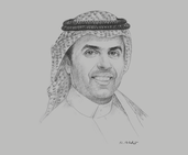 Ibrahim Al Omar, Governor, Saudi Arabian General Investment Authority (SAGIA)