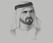 Sheikh Mohammed bin Rashid Al Maktoum, Vice-President and Prime Minister of the UAE, and Ruler of Dubai