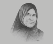 Raja Easa Al Gurg, President, Dubai Business Women Council (DBWC); and Managing Director, Al Gurg Group