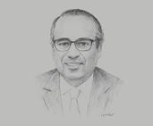 Ayman Cheikh-Lahlou, President, Moroccan Pharmaceutical Industry Association (AMIP); and CEO, Cooper Pharma