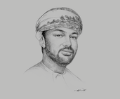 Tahir Salim Al Amri, Executive President, Central Bank of Oman (CBO)