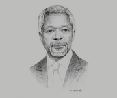 Kofi Annan, Chairman, Africa Progress Panel