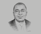 Roger Eugène Boa Johnson, President, Association of Insurance Companies of Côte d'Ivoire