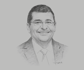 Hesham El Amroussy, Chairman and Managing Director, Lubricants Manager Africa and Middle East, ExxonMobil Egypt