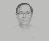 U Thant Sin Maung, Union Minister, Ministry of Transport and Communications
