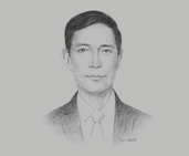 U Khin Maung Cho, Minister of Industry
