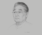 U Than Myint, Minister of Commerce