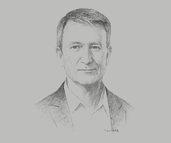 Neil Emerson, Senior Vice-President and Managing Director for the Asia-Pacific Region, Diebold Nixdorf
