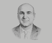 Muhannad Shehadeh, Minister of State for Investment Affairs