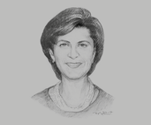 Lina Annab, Minister of Tourism and Antiquities
