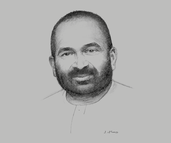 Ranjith Siyambalapitiya, Minister of Power and Renewable Energy