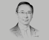 Kairat Abdrakhmanov, Minister of Foreign Affairs of the Republic of Kazakhstan