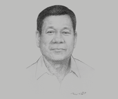 President Rodrigo Roa Duterte, on federalism, security, supporting overseas foreign workers (OFWs)
