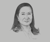 Andrea Domingo, Chairman and CEO, Philippine Amusement and Gaming Corporation