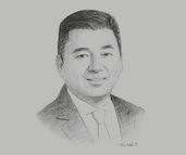 Dennis Uy, Founder and Chairman, Chelsea Logistics