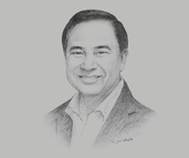 Kalin Sarasin, Chairman, The Thai Chamber of Commerce and Board of Trade of Thailand