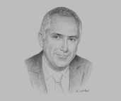 Luis Marchese, President, National Society of Mining, Petroleum and Energy; and Country Manager, AngloAmerican