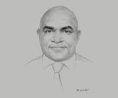 Wapu Sonk, Managing Director, Kumul Petroleum