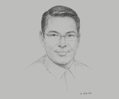 Ritche Rivera, Vice-Chairman, RD Corporation