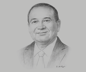 Franklin Khan, Minister of Energy and Energy Industries