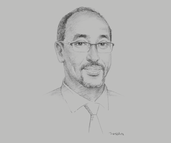 Osman Abdi Mohamed, Director-General, National Tourism Office of Djibouti