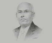 Ilyas Moussa Dawaleh, Minister of Economy and Finance