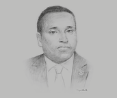 Yonis Ali Guedi, Minister of Energy and Natural Resources