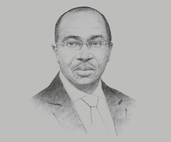Godwin Emefiele, Governor, Central Bank of Nigeria (CBN)