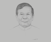 U Zaw Myint Maung, Chief Minister, Regional Government of Mandalay