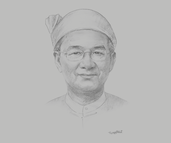 U Ohn Maung, Minister of Hotels and Tourism