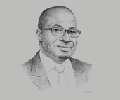 Eric N'guessan, Country and Regional Tax Leader, EY