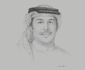 Khalid Al Rumaihi, Chief Executive, Bahrain Economic Development Board (EDB)
