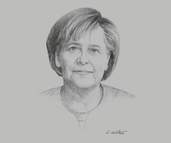 Angela Merkel, Chancellor of Germany