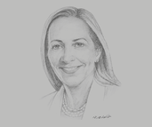 Rona Fairhead, Minister of Trade and Export Promotion, UK Department for International Trade (DIT)