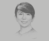 Lynette Ortiz, CEO, Standard Chartered Bank Philippines