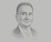 Gerard Brimo, Chairman and CEO, Nickel Asia Corporation; and Chairman, Chamber of Mines