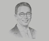 Lito Tayag, Country Managing Director, Accenture Philippines; and Chair of the Board of Trustees