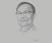 U Thant Sin Maung, Minister for Transport and Communications