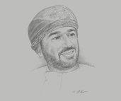 Abdulrahman Al Hatmi, CEO, Oman Global Logistics Group (ASYAD)